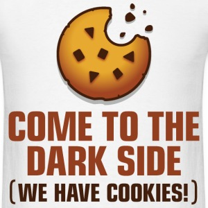 Come To The Darkside 1 (dd)++ T-Shirts - Men's T-Shirt