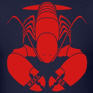 Lobster? Hell Yes. T-Shirts - Men's T-Shirt