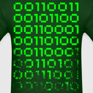 Binary Pi - Men's T-Shirt