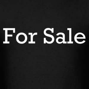 for sale funny club bar pub  - Men's T-Shirt