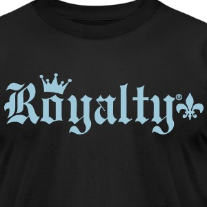 Royalty T-Shirts - Men's T-Shirt by American Apparel