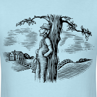 Design ~ Freckle Belly IPA T (front)