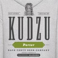 Design ~ BFBC Logo (front) Kudzu Porter Logo (back) Hoodie