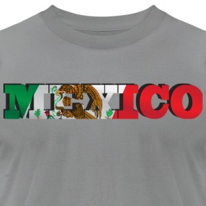 Mexico - Men's T-Shirt by American Apparel