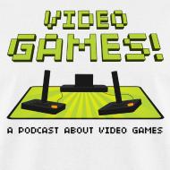 Design ~ Video Games T-Shirt!