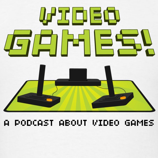 Video Games T-Shirt!