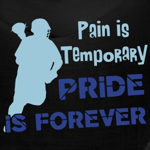 Pain Is Temporary (Lacrosse) Caps - Bandana