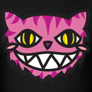Cheshire Cat - We're All Mad Here - Men's T-Shirt