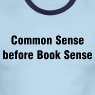Design ~ COMMON SENSE BEFORE BOOK SENSE - IZATRINI.com