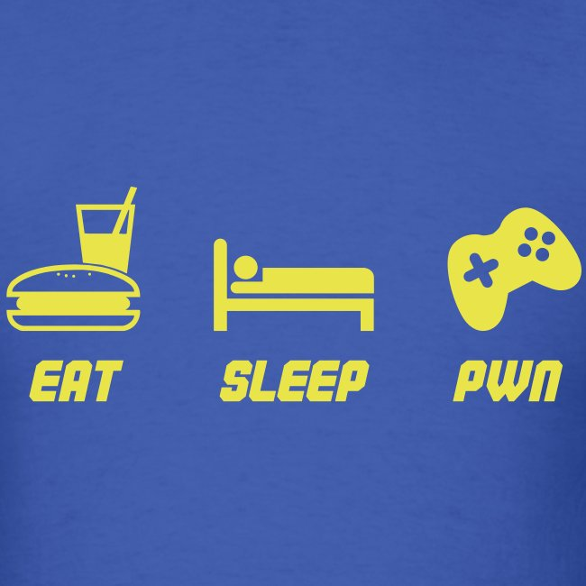 Eat Sleep Pwn (Shirt)