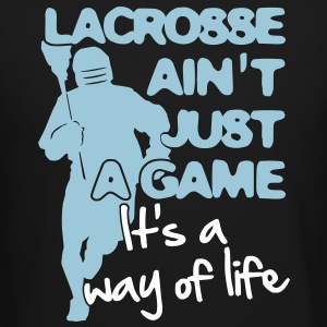 Lacrosse Ain't Just A Game Long Sleeve Shirts - Crewneck Sweatshirt