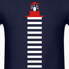 A lighthouse? Hell Yes. T-Shirts