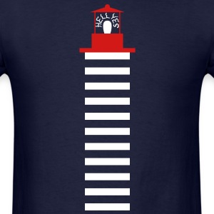 A lighthouse? Hell Yes. T-Shirts - Men's T-Shirt