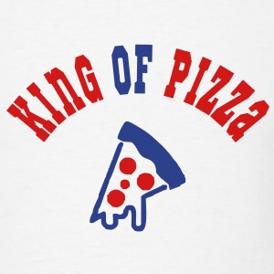 pizza men´s shirt - Men's T-Shirt