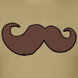 Legendary Mustache T-Shirts - Men's T-Shirt