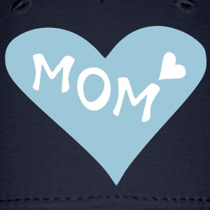 Love Mom Baseball Cap - Baseball Cap