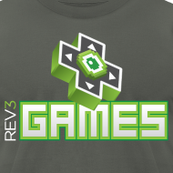 Design ~ Rev3Games Tee