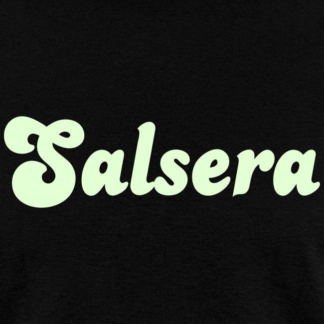 Glow in the dark Salsera T Shirt.