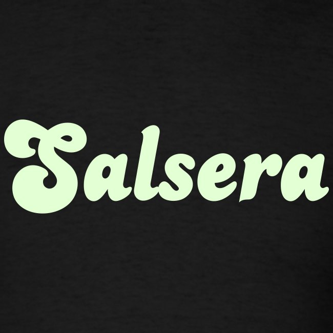 Glow in the dark Salsera T Shirt.