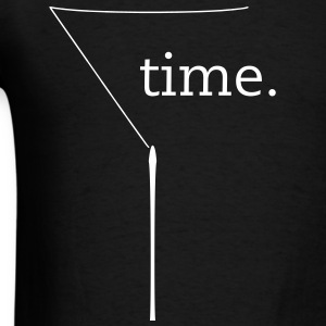 Martini Time - Men's T-Shirt