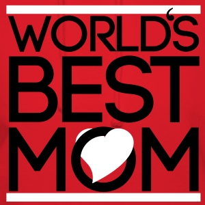worlds_best_mom Hoodies - Women's Hoodie