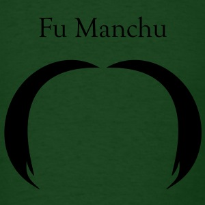 Fu Manchu - Men's T-Shirt