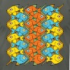 Something is Nicely Fishy Here! T-Shirts - Men's T-Shirt by American Apparel