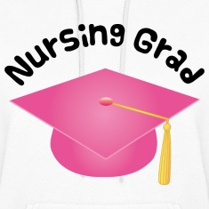 Nursing Graduate Hoodies