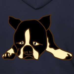 Sad Puppy Zip Hoodies/Jackets - Men's Zip Hoodie