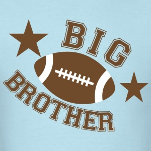 Big Brother Football Shirts - Men's T-Shirt