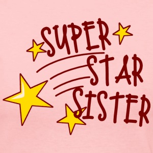 Super Star Sister Shirts - Women's Long Sleeve Jersey T-Shirt