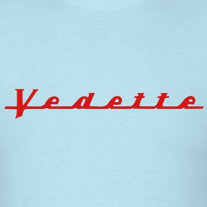 Simca Vedette lettering - Men's T-Shirt
