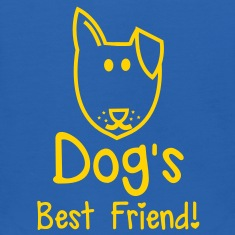 Dog's BEST FRIEND! perfect for pet owner Sweatshirts