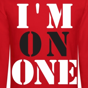 iamonone2 Long Sleeve Shirts - Crewneck Sweatshirt