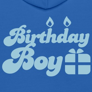 Birthday boy new with present Sweatshirts - Kids' Hoodie