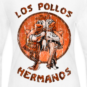 los pollos orange Long Sleeve Shirts - Women's Long Sleeve Jersey T-Shirt