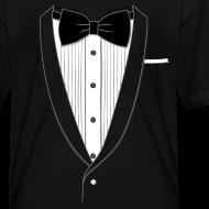Design ~ Tuxedo T Shirt Youth