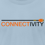 Design ~ Connectivity Logo T-Shirt (Premium)