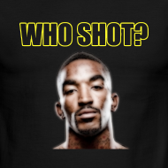 Design ~ Who Shot JR? Ringer