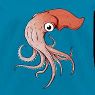 Design ~ Squidly Shirt - Women's SM - 2XL