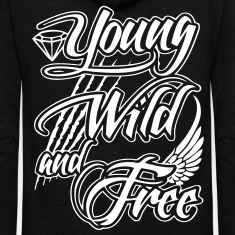 Young, Wild, and Free Zip Hoodies/Jackets - stayflyclothing.com