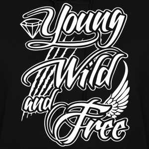 Young, Wild, and Free Hoodies - stayflyclothing.com - Women's Hoodie