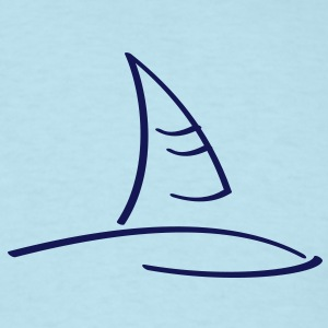 wind surfing (1c) T-Shirts - Men's T-Shirt