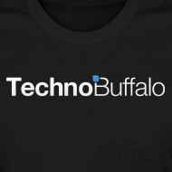 Design ~ TechnoBuffalo Shirt Guys (Black)