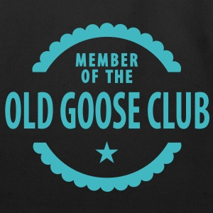 member of the old goose club (1c) Bags  - Eco-Friendly Cotton Tote