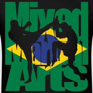 Brazilian Mixed martial arts T-Shirts - Men's T-Shirt