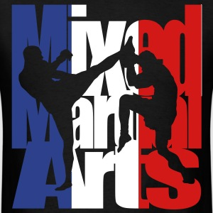 French Mixed martial arts T-Shirts - Men's T-Shirt