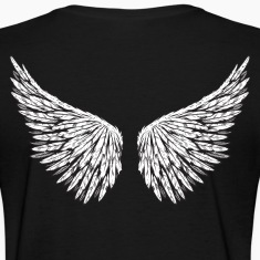 Angel Wings Women's T-Shirts