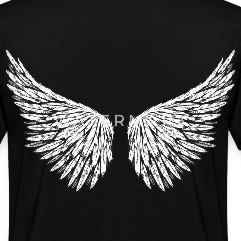 Angel Wings T Shirt Spreadshirt
