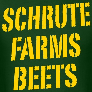 Schrute Farms Beets - Men's T-Shirt